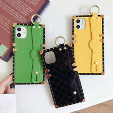 Fashion Wristband Cartoon iPhone Case Cover For iPhone X XS Max XR 11 Pro Max