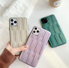 Fashion Simple Woven Pattern iPhone Case Cover For iPhone X XR XS Max 11Pro Max