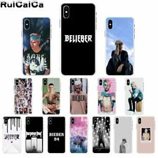 Justin Bieber TPU Soft Silicone Phone Case Cover for Apple iPhone 8 7