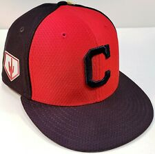 Cleveland Indians SPRING TRAINING New Era 59FIFTY MLB Authentic FITTED CAP New!
