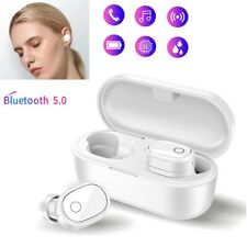 Bluetooth 5.0 Earbuds Wireless Earphones Stereo For iPhone Android Samsung LG L