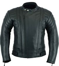 Gx20 Motorbike Motorcycle Leather Protection Jacket