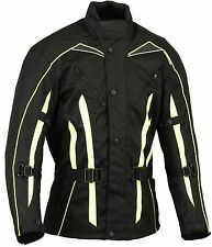 Gx96 Waterproof Motorbike Motorcycle Jacket All sizes