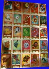 MOSHI MONSTERS MASH UP SERIES 2 FOIL CARDS : CHOOSE YOUR CARDS