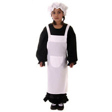 GIRLS SCHOOL CURRICULUM VICTORIAN PEASANT TUDOR BOOK WEEK FANCY DRESS COSTUME
