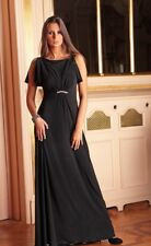 Long Party Evening Ladies Womens Wedding Cocktail Prom Maxi Dress UK Size 8 - 22