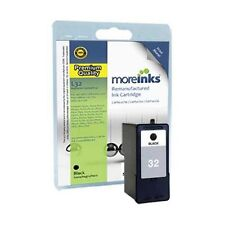 Remanufactured No.32 Black Ink Cartridge for Lexmark Printers