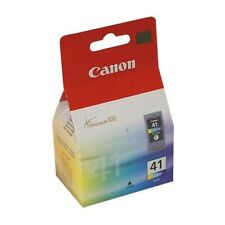 Genuine Canon CL-41 High Capacity Tri-Colour Ink Cartridge 0617B001 for Printers