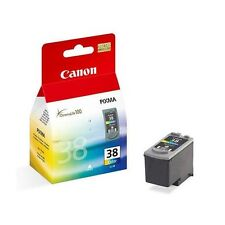 Genuine Canon CL-38 Tri-Colour Ink Cartridge 2146B001 for Pixma Printers