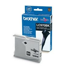 Genuine Brother LC970BK Black Ink Cartridge for DCP MFC Printers