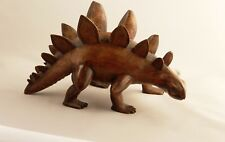 Dinosaurs collection hand carved from wood