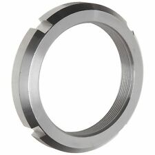 BEARING OPTIONS KM SERIES LOCKNUTS  (LOCK-WASHER-TYPE)