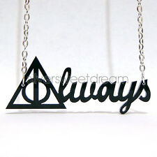 Ciondolo ALWAYS Harry Potter i Doni della Morte Collana Pendente Deathly Hallows