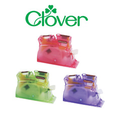 Clover Premium Desk Needle Threader Easy To Use, Assorted Colours Available!