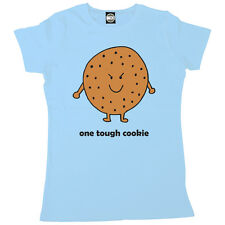 ONE TOUGH COOKIE WOMENS PRINTED T-SHIRT