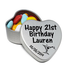 Luxury Personalised Favours For All Occasions Sweets Great Table Decorations