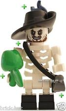 LEGO PIRATES OF THE CARIBBEAN - SKELETON BARBOSSA FIGURE TEMP HIGH PRICE !
