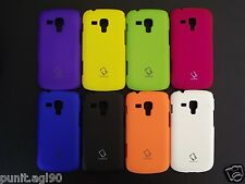 Hard Back Shell Cover Case Guard For Samsung Galaxy S Duos 2 S7562 S7582 - CAP