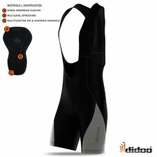 Mens new cycling bib shorts Coolmax® padding cycle pant top quality bike jersey