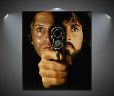 Nighthawks Sylvester Stallone Vintage Movie Poster - A1, A2, A3, A4 sizes