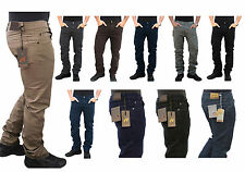 Herrenhosen HOLIDAY JEANS W 32 34 36 38 40 42 44 46 MADE IN ITALY Baumwolle