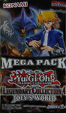 YuGiOh! Mega Pack Legendary Collection Joey`s World - LCJW - 241 bis 298 - Topm.