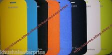 Flip Cover Back Replace Leather Case for Samsung Galaxy SDuos/SDuos 2 S7562/7582