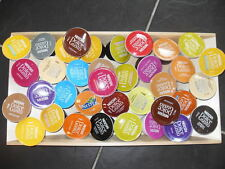 Nescafe Dolce Gusto Coffee Pods Capsules COMPLETE COLLECTION 34 FLAVORS PICK&MIX