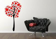 Love / Heart Tree - Large Vinyl Wall Wall Stickers Decal Decor Many colours. New