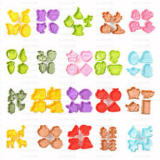 Amazing Series Cake Fondant Sugarcraft Cookies Decorating Plunger Cutter Moulds