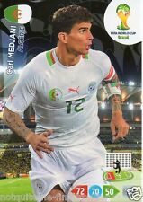 "Adrenalyn XL 2014 Fifa World Cup Brazil ""ALGERIA/ALGERIE to BRASIL"""