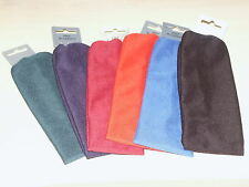 7cm wide Stretch Headband Kylie Band Hairband School Colours Polyester