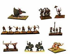 15mm Fantasy Miniatures-Unpainted Undead & Skeletons-HOT Miniatures-Multi-List 2