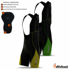 Mens Cycling Bib Shorts Cycle pant top quality New bike jersey Coolmax® padding