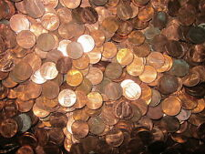 USA Unstamped 1 Cent Coins America