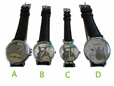 Studio Ghibli My Neighbor TOTORO Anime Cosplay Cute Totoro Face Wrist Watch Gift