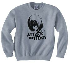 "ATTACK ON TITAN, ANIME ""ANNIE LEONHART"" SWEATSHIRT NEW"