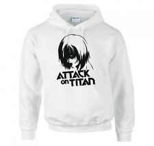 "ATTACK ON TITAN, ANIME ""ANNIE LEONHART"" HOODIE NEW"