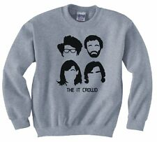 "THE IT CROWD ""ROSTROS"" SUDADERA NUEVA"