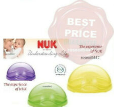 NUK Pink Rabbit//Heart Latex Soother Twin Pack 6-18m 2863