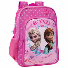 Mochila grande Bond Frozen Disney o mediana - BackPack Frozen - New