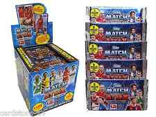 Match Attax 2014 2015 Booster TIN Tüten DISPLAY Topps  Neu OVP 14 15 Hammerpreis