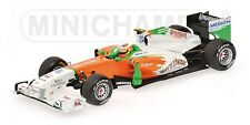 MINICHAMPS 410 110014 110015 FORCE INDIA model cars DiResta & Sutil  2011 1:43rd
