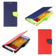Mercury Diary Wallet Flip Case Cover for Samsung Galaxy Note 3 Neo N7500