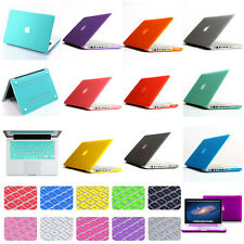 2in1 Rubberized Hard Case Cover & Keyboard Skin For Apple Macbook Air 13 inch