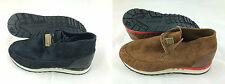 Adidas Originals Ransom Tech Mid Mens Moccasin Shoes Brown & Black RRP £85