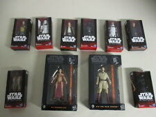 """STAR WARS 15 cm  6"""" action figures New various available Hasbro"""