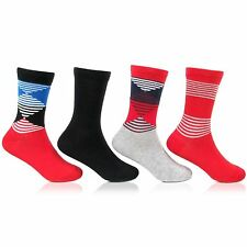 Bonjour Kids Fancy Socks Pack Of 4 Pairs_BRO706-PO4