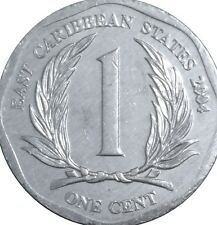 East Caribbean States 1 One Cent Coins 1960 - 2014 Europe