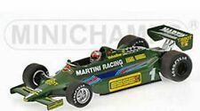 MINICHAMPS 790099 780055 790101 790102 800011 800012 LOTUS 79 81 F1 cars 1:43rd